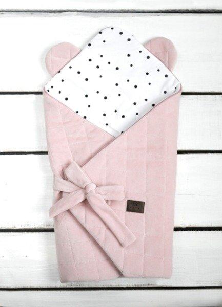 cc48b8f54a47 ... Rożek niemowlęcy Royal Baby - Pink - Sleepee ...