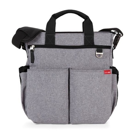 Torba Duo Signature Heather Grey