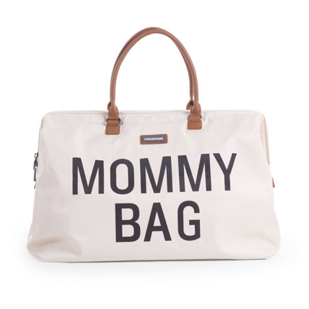 Torba Mommy Bag - Kremowa - Childhome